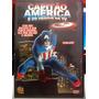 Dvd Capitão América E Os Heróis Da Tv - Original
