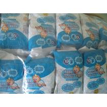 Barato Fralda Infantil Descarpack Fardo C/ 20 Pacotes Tam/ P