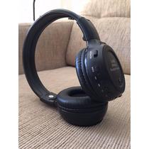 Fone Ouvido Bluetooth Micro Sd Rádio Fm Zealot B-560 (c/ Nf)