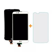 Tela Display Lcd Touch Lg K10 K430tv K430dsf Original + Pel