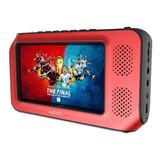 Mini Tv Multimídia Digital Portátil 4k 4.3  Mtv-45h Exbom