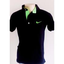 Camisa Camiseta Polo Nike Várias Cores Pronta Entrega
