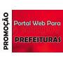 Site Prefeitura + Portal Transparência (super Promoção)
