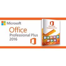 Pacote Office Profissional Plus 2016