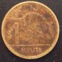 Moeda Uruguai 1 Peso 2012 Mulita