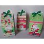 30 Caixas Surpresas Personalizadas Natal 15x7x7