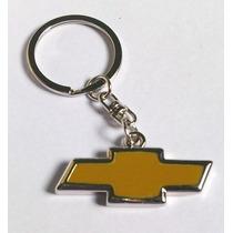 Chaveiro Em Metal Logo - Chevrolet Onix Celta Corsa Prisma