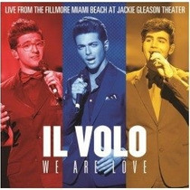 Cd Il Volo We Are Love Live From The Fillmore Miami