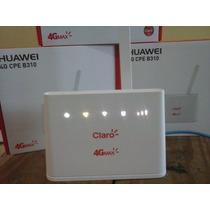 Modem Roteador 4g Cpe B310 Huawei - Claro Box