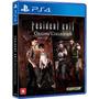Resident Evil Origins Collection Ps4 Frete Zero Midia Fisica