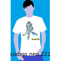 Camisa Cavaleiros Do Zodiaco Anime Manga Heroi