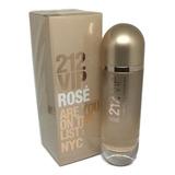 Perfume 212 Vip Rose 125 Ml Edp - 100% Original + Amostra.