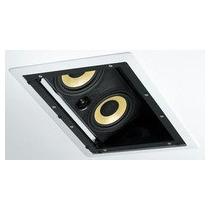 Arandela Caixa Som Embutir Gesso Angulada Loud Lht-100 100w