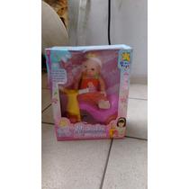 Boneca Pedala Nenem Diver Toys (brinquedo Antigo)