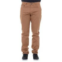Calça Masculina Dc Jeans Color Slim Marrom