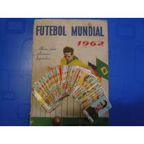 Figurinhas Album Copa Mundo 1962 Originais Leia Descrição