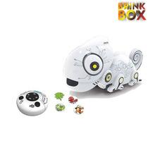 Robô Camaleão Silverlit Robot Dtc