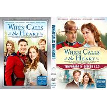 Serie When Calls The Heart - A 5ª Temporada Completa Leg.