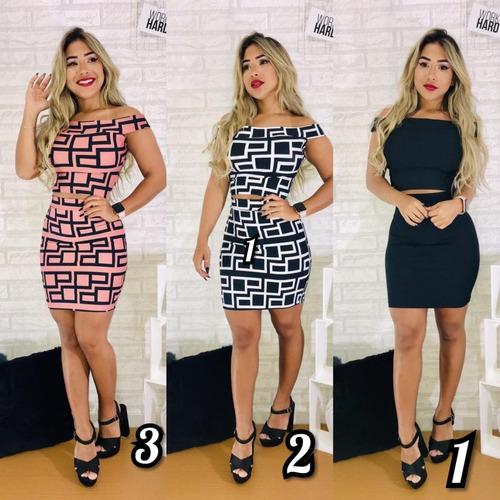 b1372fdac02f Promoção 8 Un Vestidos Basico Atacado Revenda Roupa Brinde. R$ 239.96. 4  vendidos