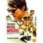 Dvd Missão Impossível Nação Secreta - Original Novo Lacrado