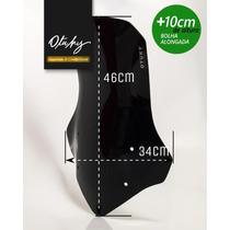 Bolha Otuky 3mm Ténéré 250 Xt Z 2011 A 2016 Alongada +10cm