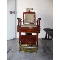 Cadeira De Barbeiro Italiana Do Seculo Xix