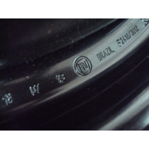 Roda Ferro Fiat Punto,palio,strada,stilo,grand Siena Aro 15