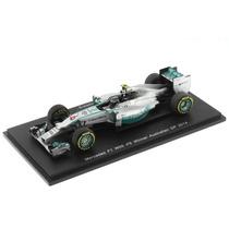 1/43 Spark F1 Mercedes W05 Nico Rosberg 2014 Formula 1