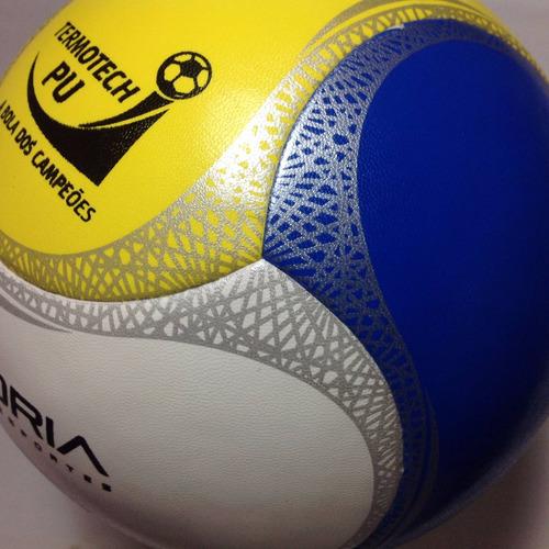 Bola Futsal Vitória Oficial Termotech Pu 6 Gomos 2 Unidades. Preço  R  169  99 Veja MercadoLibre 4923e157b7e4e