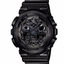 Relógio Casio G-shock Ga-100cf-1adr - Garantia Casio Brasil