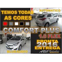 Hb20 Comfort Plus 1.6 Flex Automatico 16 Pronta Entrega D047