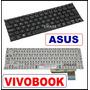 Teclado Asus Vivobook X201 X201e S200 S200e X202e Q200 Q200e