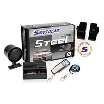 Alarme Automotivo Sensocar Steel Modelo Novo 2 Anos Garantia