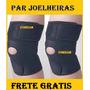 2 Joelheiras Ajustável C/ Velcro Frete Gratis Vja Video