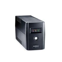Nobreak 600va Mono 220v Pc Dvr Camera Frete Gratis Intelbras