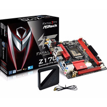 Placa Mãe Asrock Z170 Gaming Itx Ac Mini Itx Lga1151