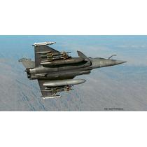 Modelo Plane - Revell 1:48 Kit Dassault Rafale M Bomba Rack