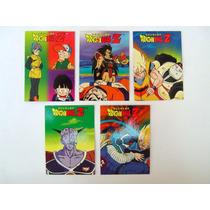 Cards Dragon Bal Z - Livro Ilustrado - Coleçào Particular