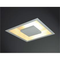 2 Luminárias De Embutir Home Peq P/ 4 Lamps. G9 - Cód 250-4
