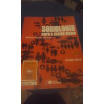 Sociologia Para O Ensino Médio -nelson Dacio Tomazi-2010