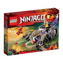 70745 Lego Ninjago Carro De Ataque De Anacondrai