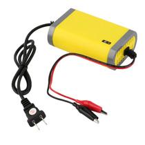Carregador Bateria 12v 2ah /ent. 220v Automotivo Carro Moto