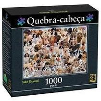 Quebra Cabeça Dogmania 1000 Peças