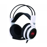 Fone De Ouvido Headset Gamer 7.1 Pc Led Com Microfone Kp-400