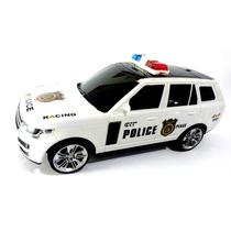 Carrinho Controle Remoto Policia Speed Power Ranger Rove