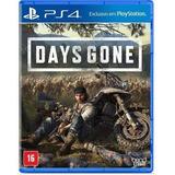 Jogo Days Gone Ps4 Playstation 4 Mídia Física