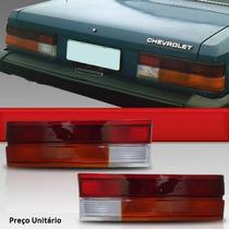 Lanterna Traseira Opala 88 89 90 91 92 Tricolor