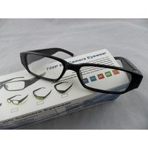 Óculos 720p Hd Câmera 5 Mega Pixels Dvr Câmera De Vídeo!