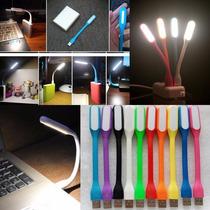 Luminaria Led Usb Notebook E Pc Laptop Luz