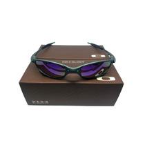 84d032ef0 Oculos Oakley Juliet X-metal Roxa + Teste + Certificado à venda em ...